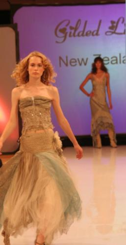 Gilded Lilly - Design Collective NY - Runway - SoHo NYC
