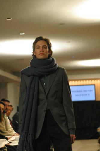 Pierre-Henri Mattout - Design Collective NY - Runway -Hudson Hotel NYC