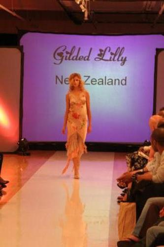 Gilded Lilly Design Collective NY - Runway - SoHo NYC